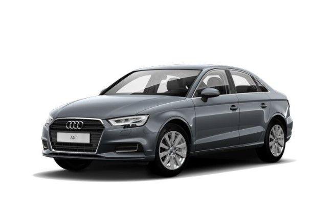 Renting Audi A3 Sedan