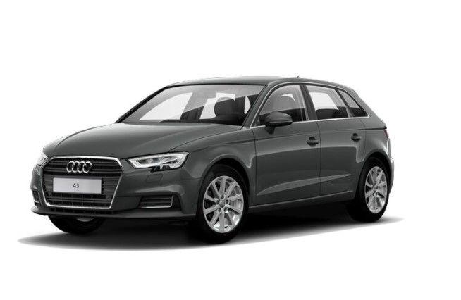 Renting Audi A3 Sportback