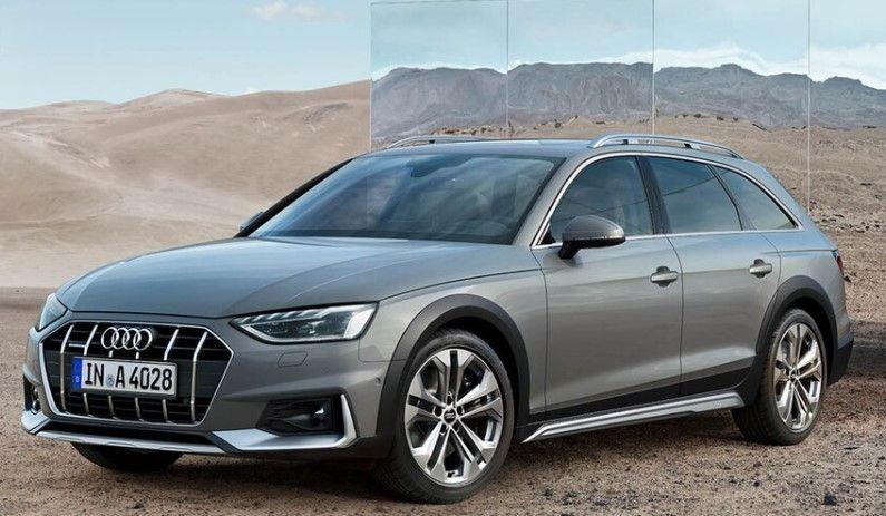 Renting Audi A4 allroad Quattro