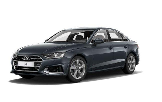 Renting Audi A4