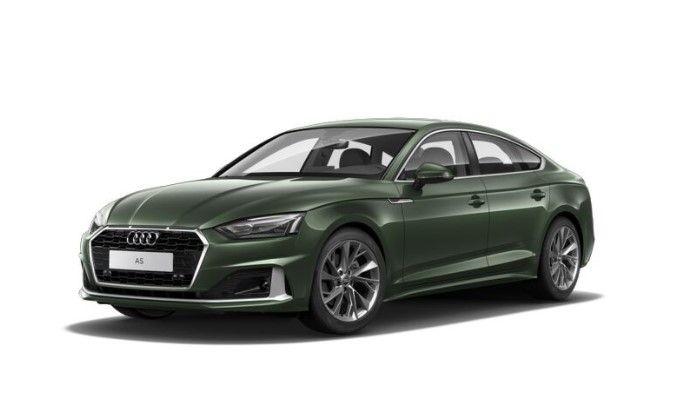 Renting Audi A5 Sportback