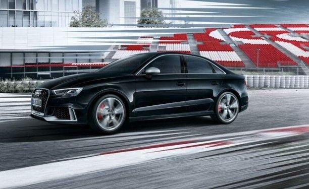 Renting Audi RS 3 Sedan