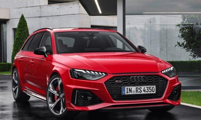 Renting Audi RS 4 Avant