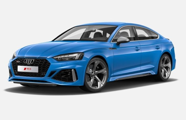 Renting Audi RS 5 Sportback