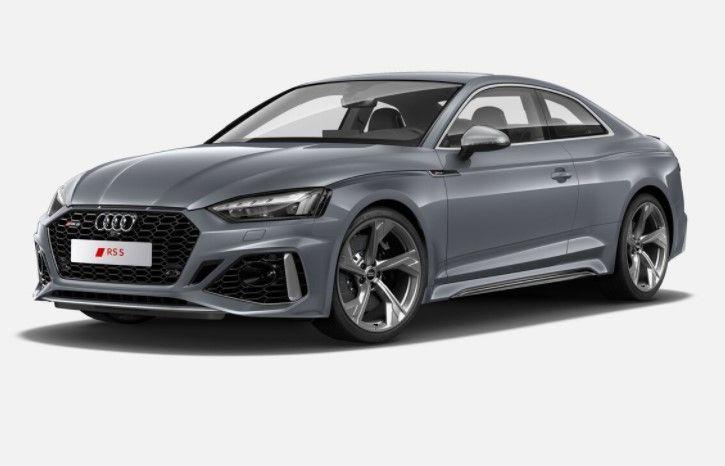 Renting Audi RS5 Coupé