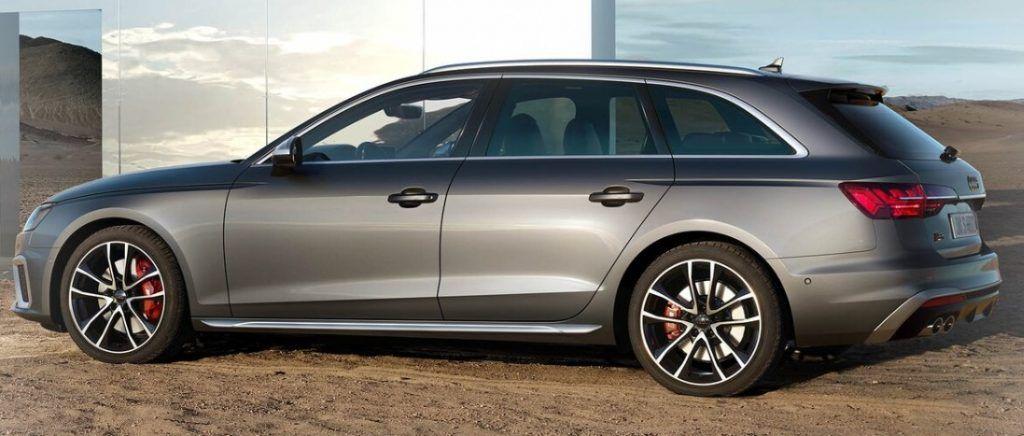 Renting Audi S4 Avant TDI
