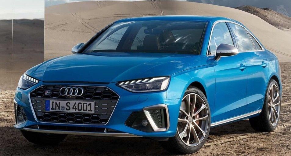 Renting Audi S4 TDI