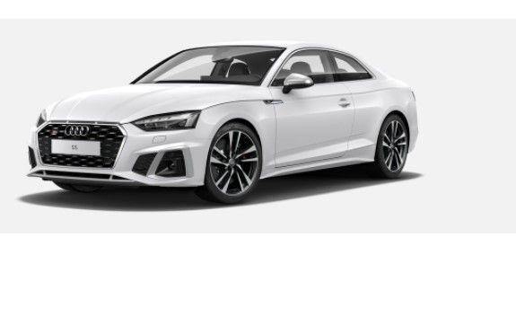 Renting Audi S5 Coupé TDI