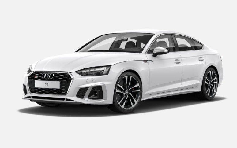Renting Audi S5 Sportback TDI