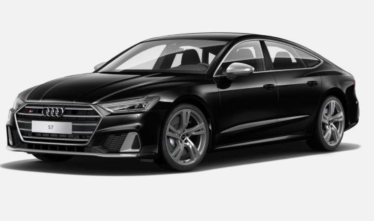 Renting Audi S7 Sportback TDI