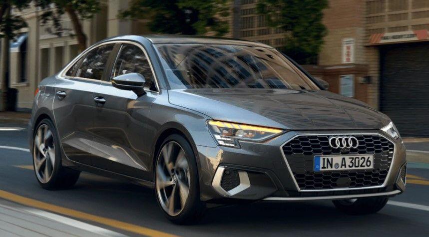 Renting nuevo Audi A3 Sedan