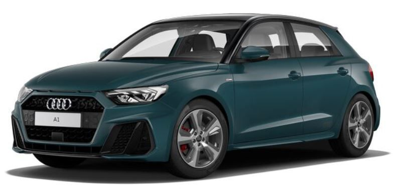Renting Audi A1 Sportback S Line