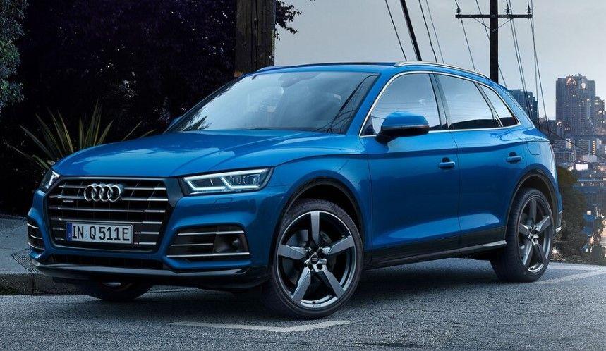 Renting Audi Q5 TFSIe