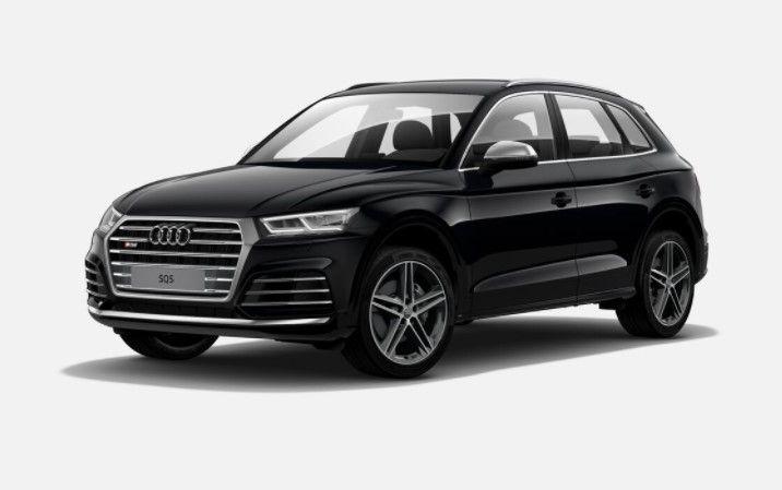 Renting Audi SQ5