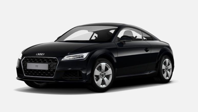 Renting Audi TT Coupé
