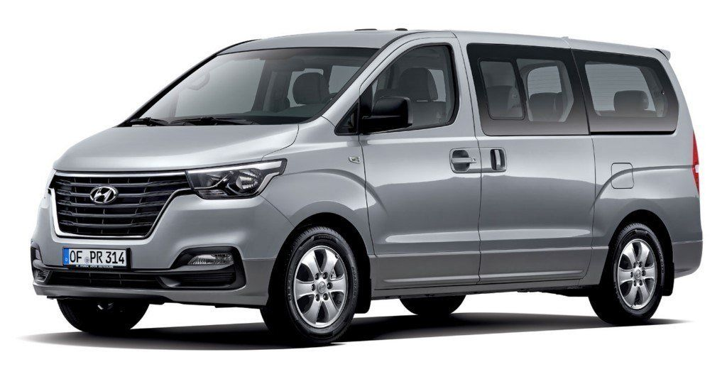 Renting  Hyundai H1 Travel
