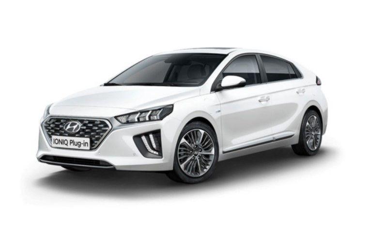 Renting Hyundai Ioniq híbrido enchufable