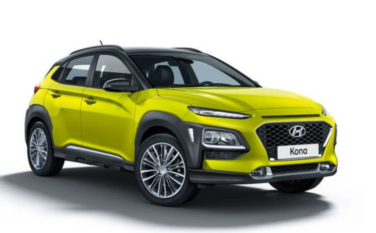 Renting Hyundai Kona