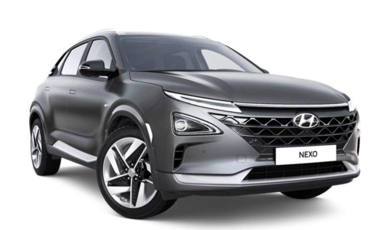 Renting Hyundai Nexo
