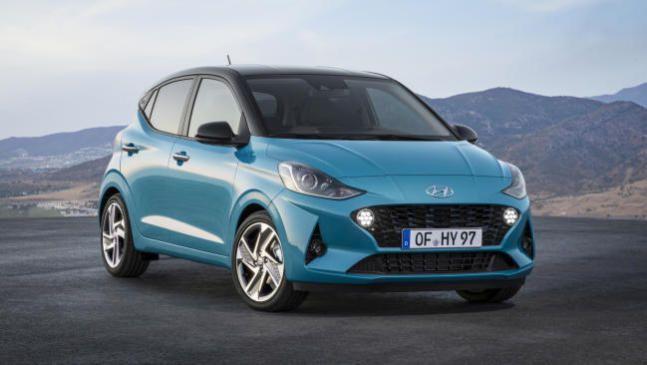 Renting Hyundai i10 nuevo
