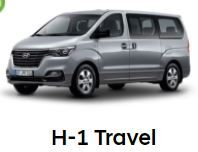 renting hyundai h1 travel