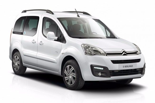Citroen Berlingo renting