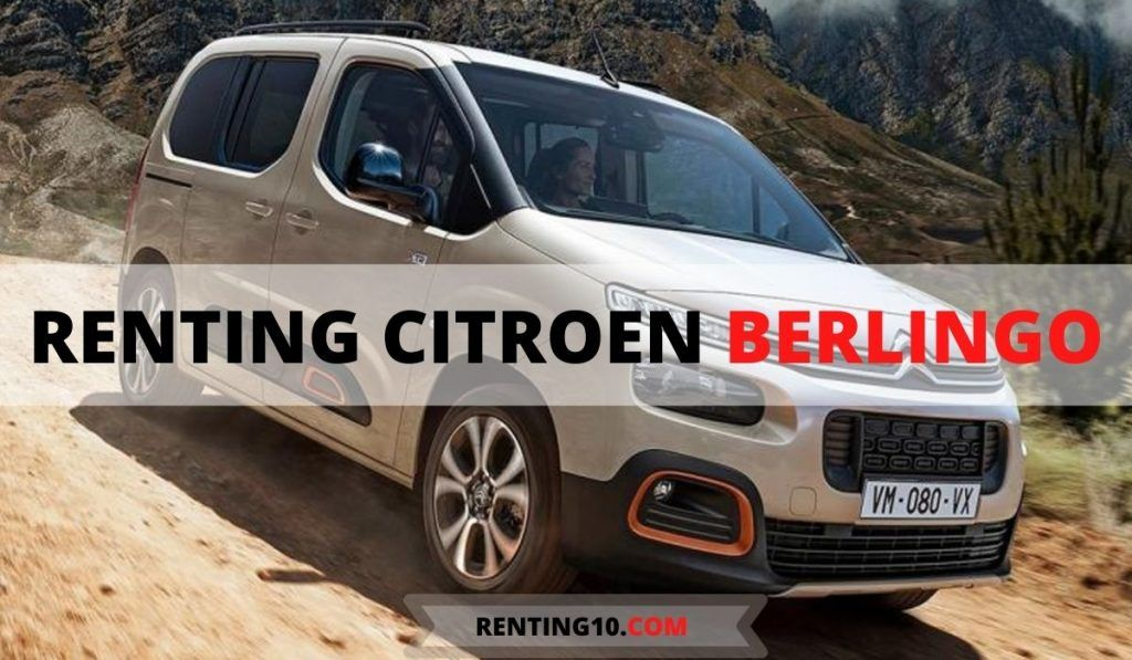 Renting Citroen Berlingo