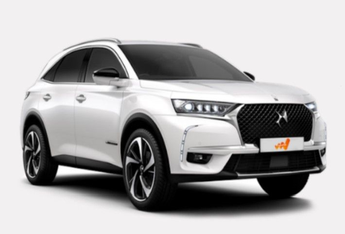DS 7 Crossback BlueHDI 132 KW