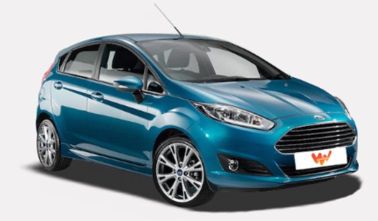 Ford Fiesta 1.1 TI - VCT 55 kW