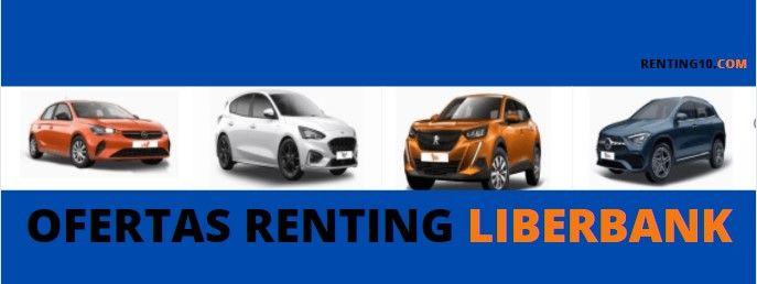 Ofertas renting liberbank