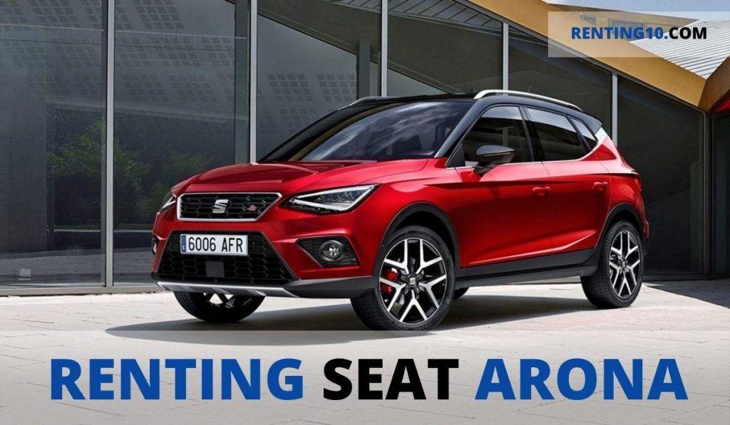 Renting Seat Arona