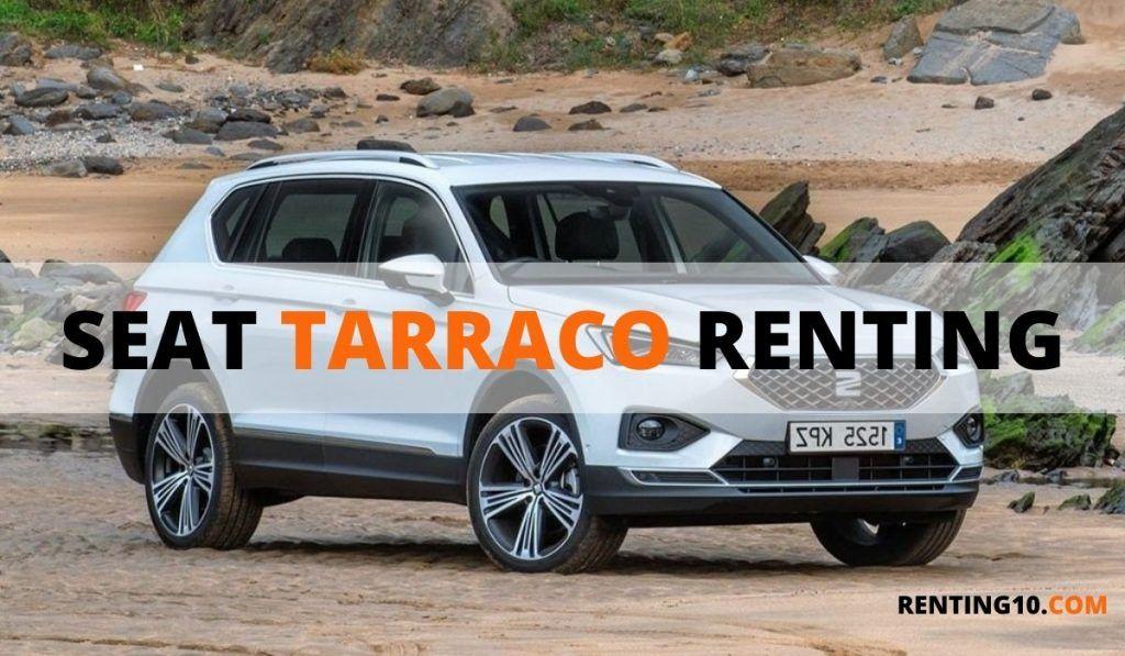 Seat Tarraco Renting
