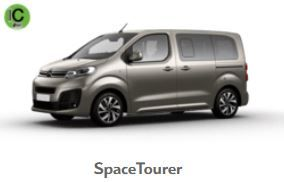 renting citroen spacetourer