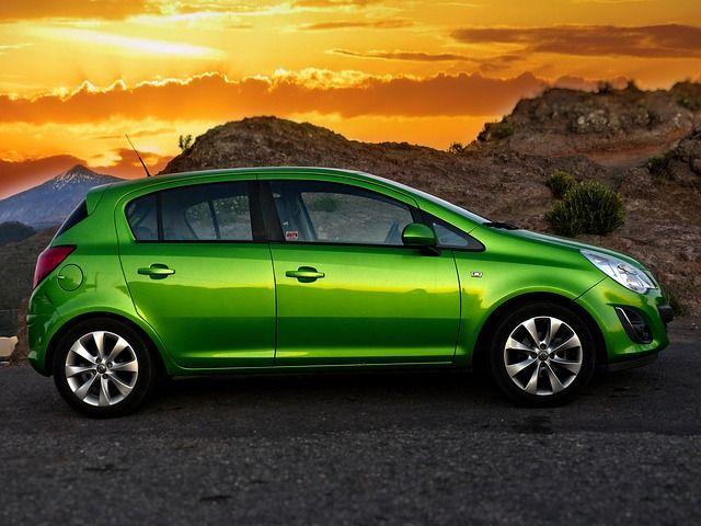 Top 1: Opel Corsa