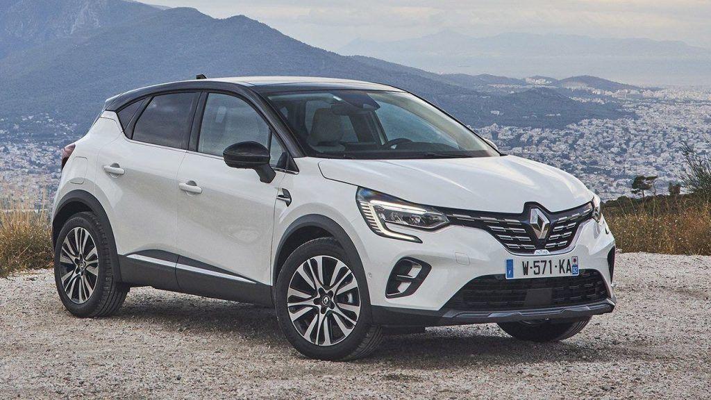 Renault Captur SUV coche