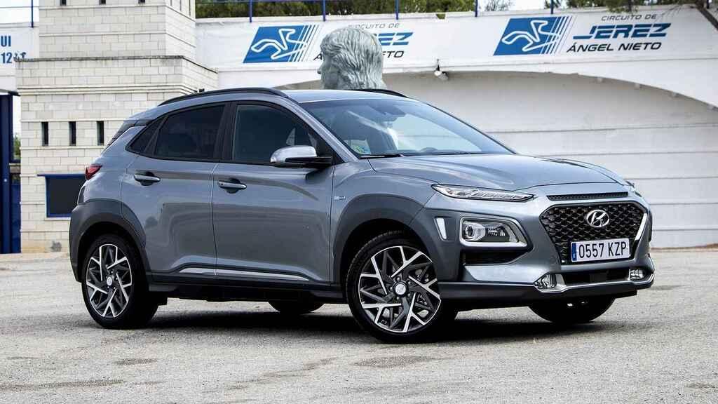 Suv coche Hyundai Kona