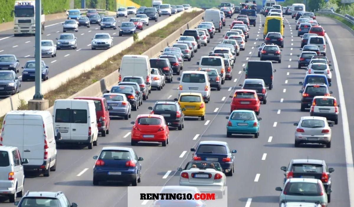 Sanciones por el uso indebido de carriles VAO en Madrid y Barcelona
