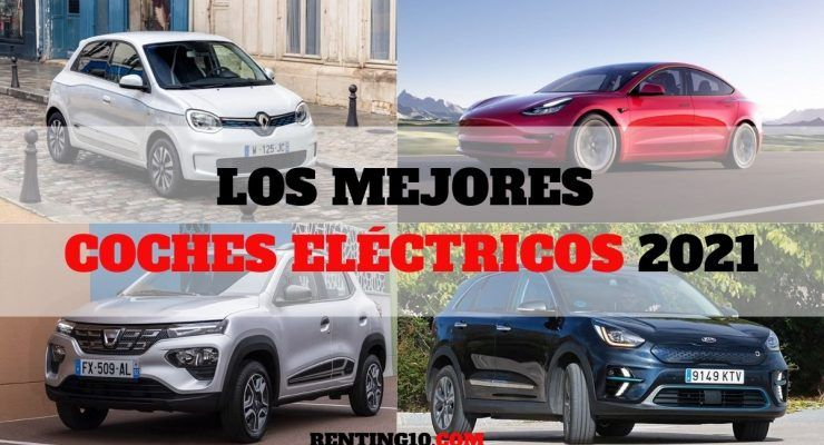 Top 5 de los mejores coches eléctricos 2021