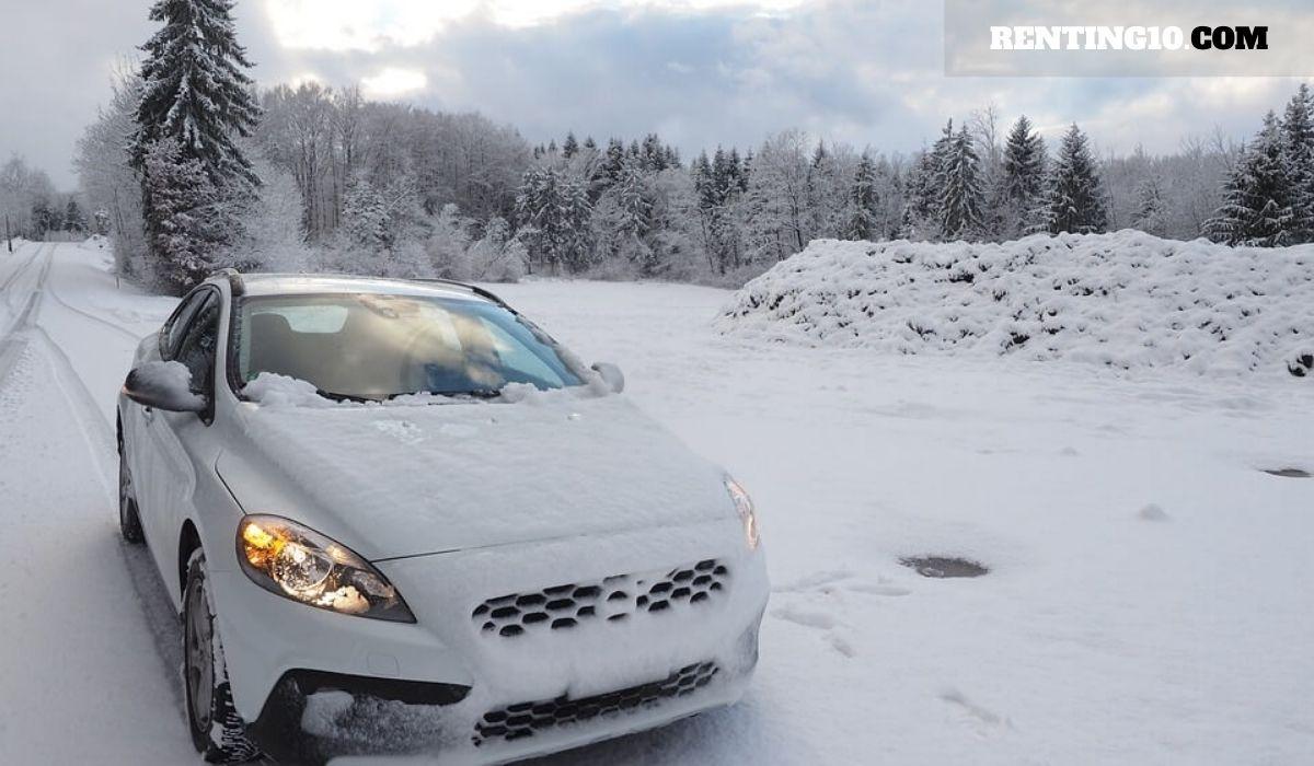 Consejos para conducir por una carretera nevada