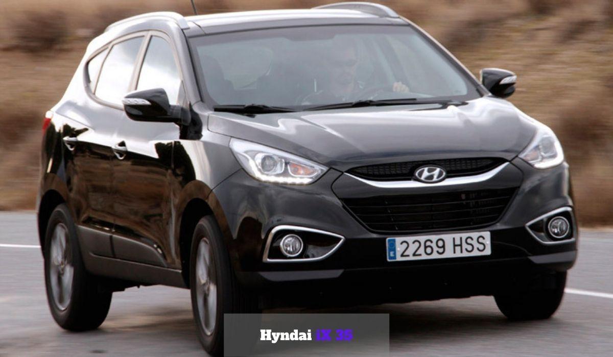Hyndai iX 35