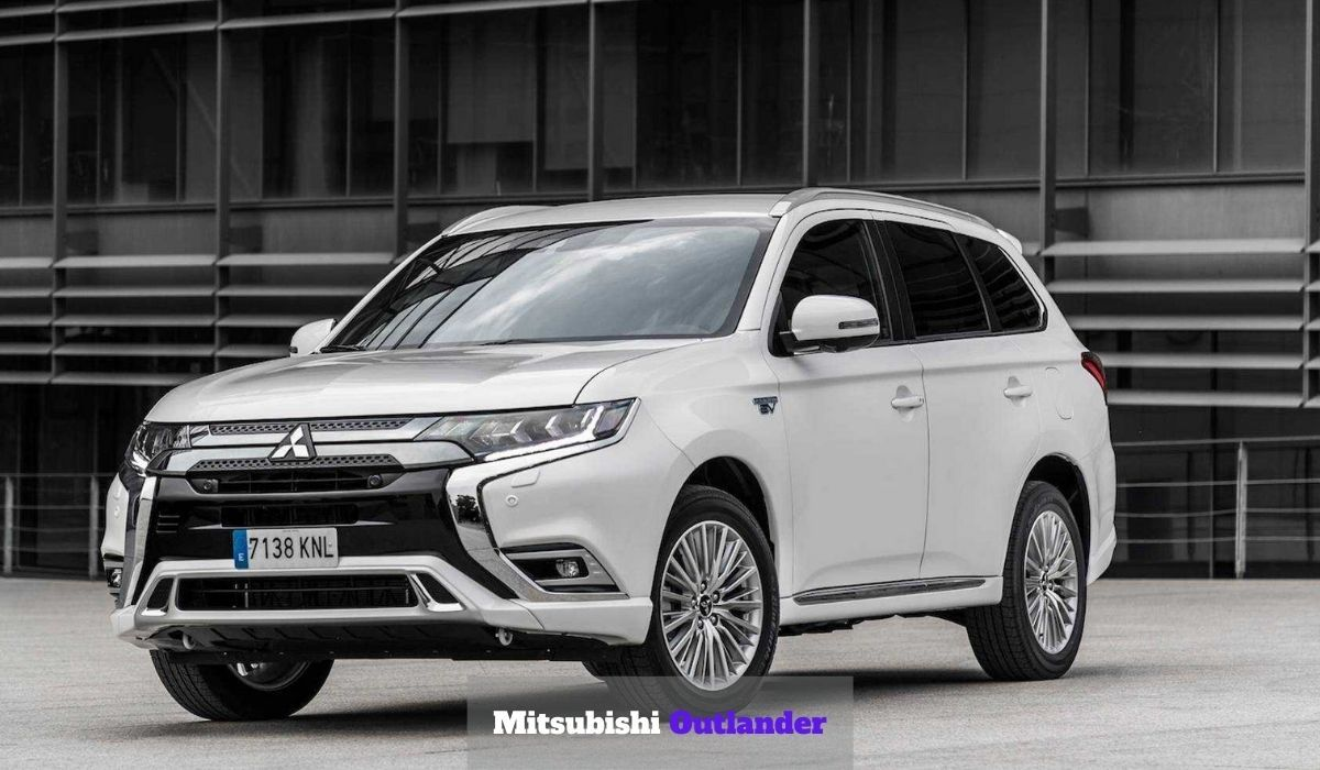 Mitsubishi Outlander 2020