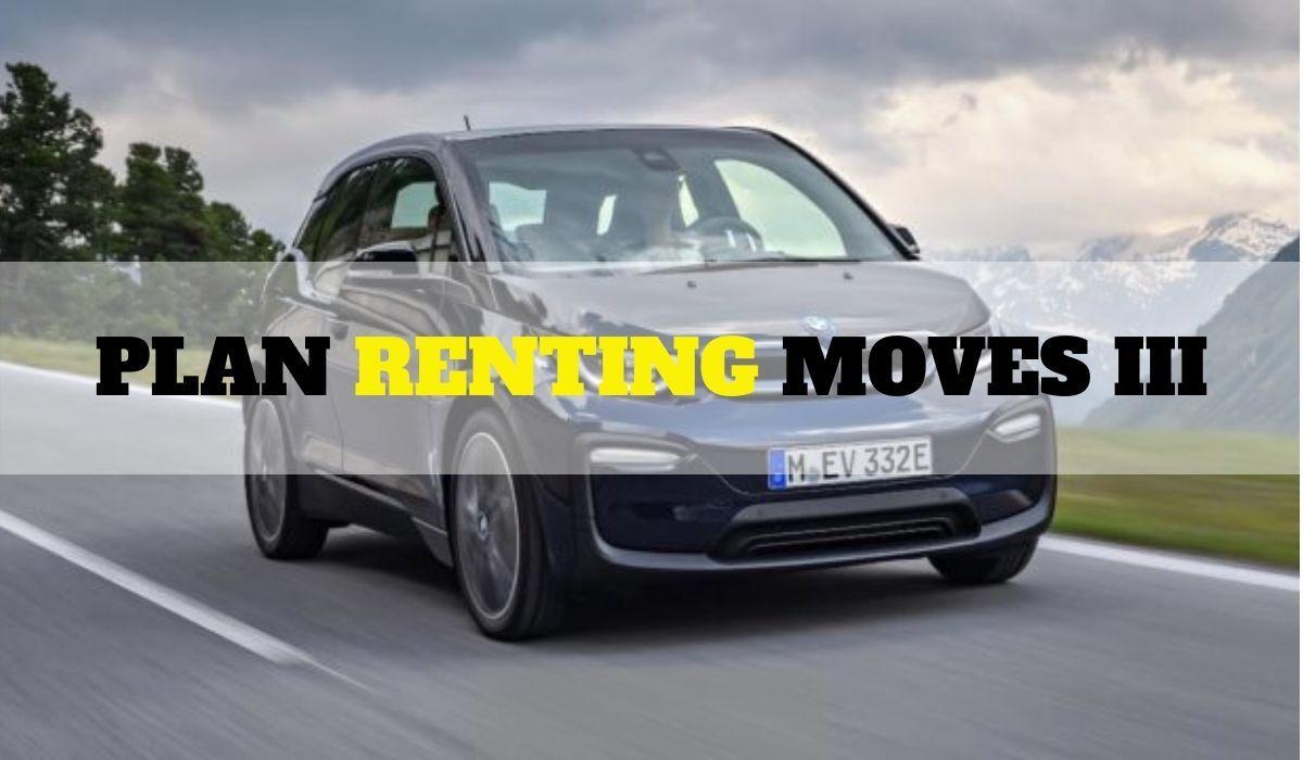 ¿Qué es el plan renting Moves III?