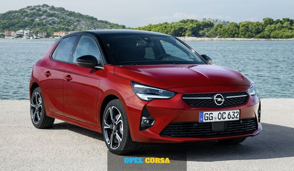 1. Opel Corsa