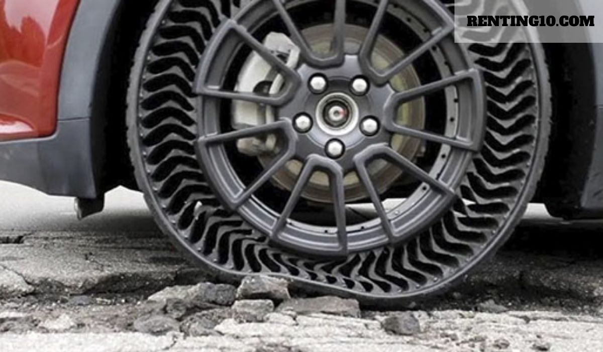 ¿Qué son los neumáticos antipinchazos?