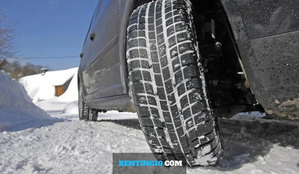 1. Neumáticos para el invierno