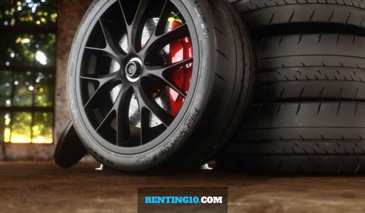 5. Neumáticos deportivos
