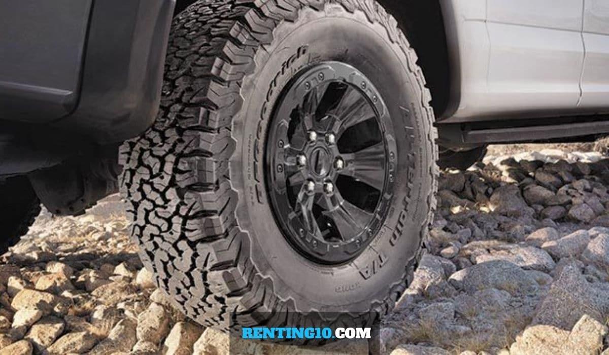 7. Neumáticos todoterreno